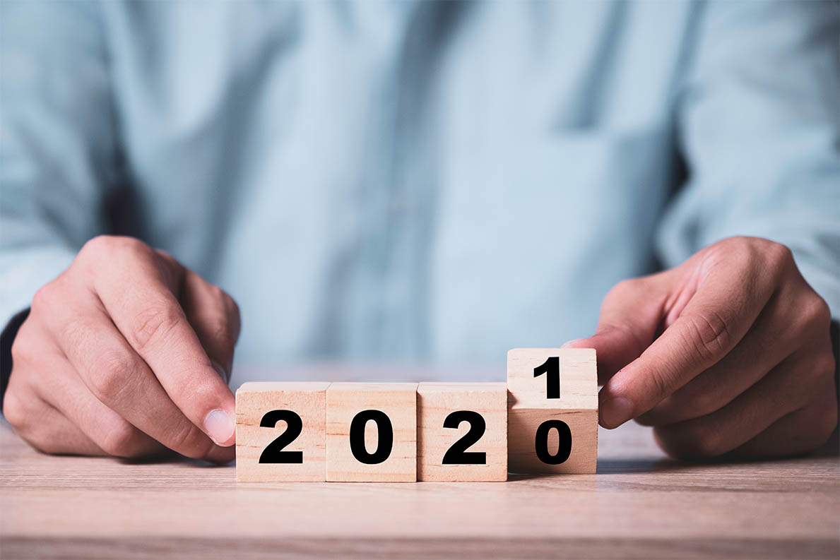 Lark Business Advisory - We're back at work and ready for 2021 - Blog Post